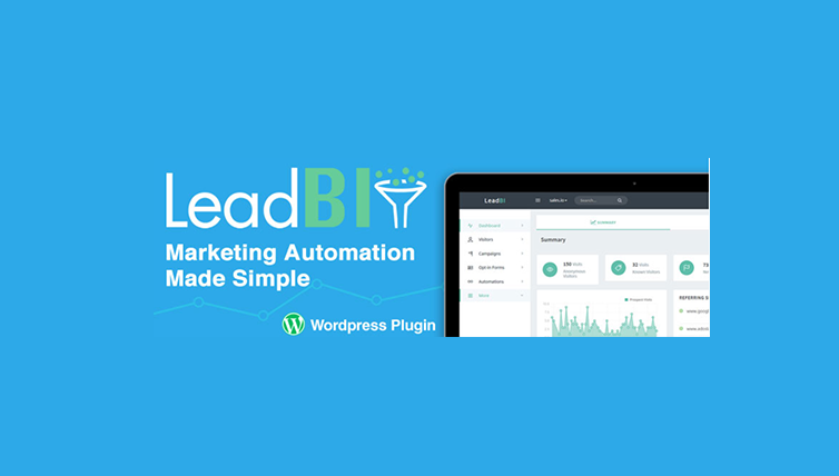 LeadBI Plugin for WordPress
