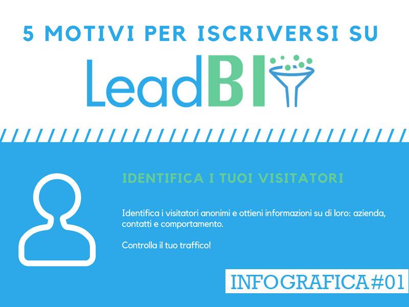 5 Ragioni per Iscriversi a LeadBI