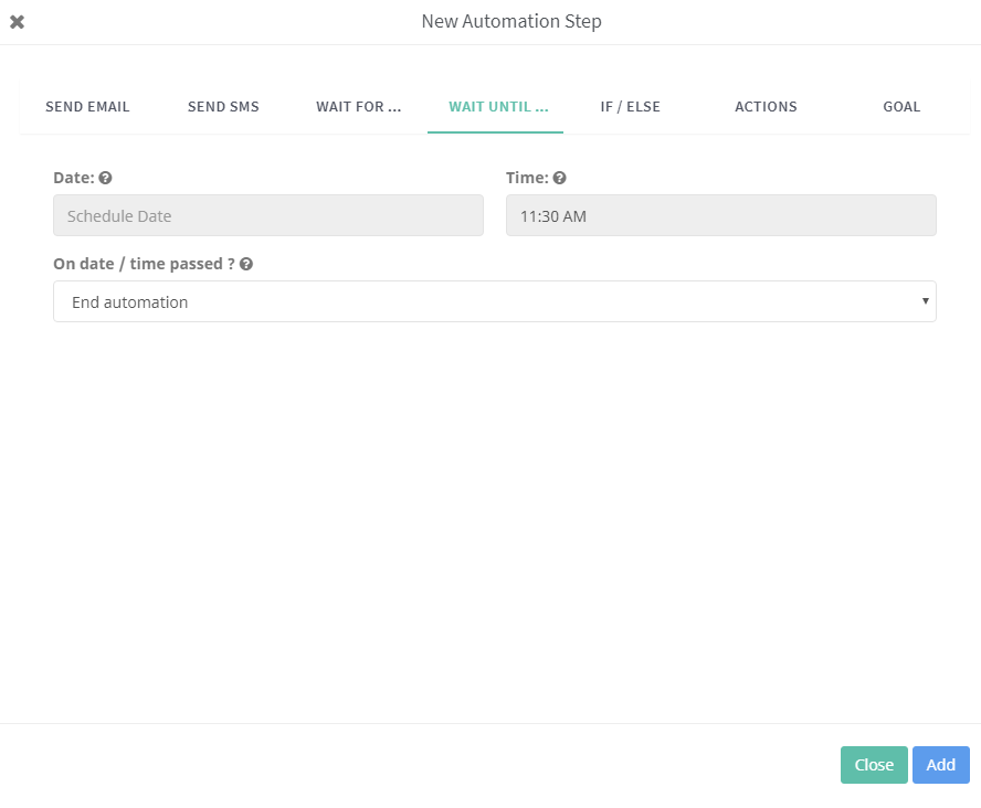 marketing automation release