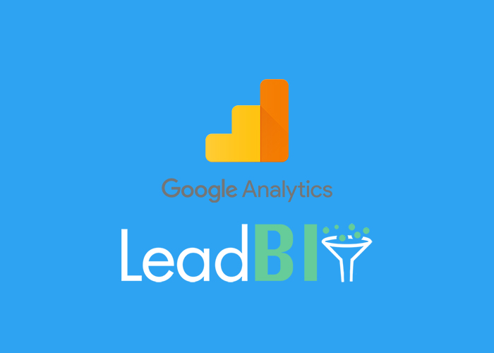 Data analysis with Google Analytics and LeadBI