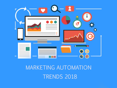 Marketing Automation global influence trends 2018