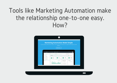 Personalization through Marketing Automation