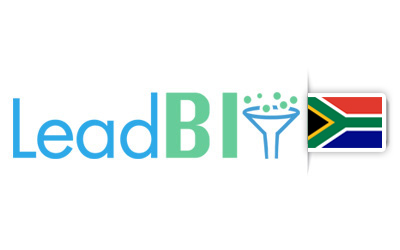 LeadBI is now present in South Africa!